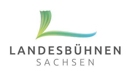 Logo Landesbühnen Sachsen